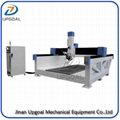 4 Axis Foam ATC CNC Router Machine with 180 degree Rotated Spindle