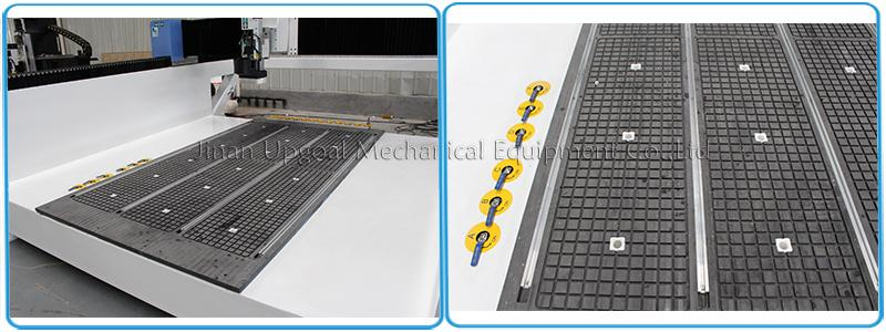 4 Axis Foam ATC CNC Router Machine with 180 degree Rotated Spindle 16