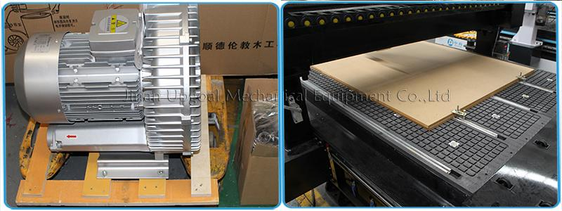 7.5kw air cooling vacuum pump