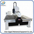 4*4 Feet Medium Woodworking CNC Engraving Machine with DSP Controller