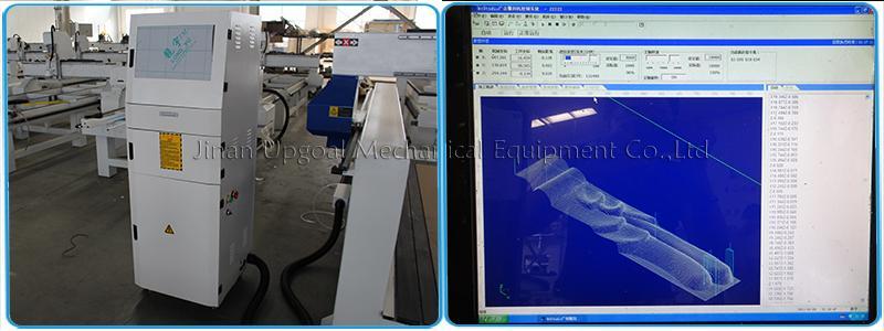 Computer cabinet & PCI NcStudio control