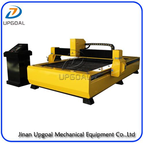 1500*3000mm 100A CNC Plasma Cutter Machine with Water Table