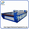 1600*2600mm Fabric Automatic Feeding Co2 Laser Cutting Machine 130W