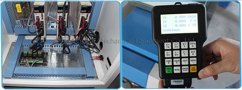 RichAuto DSP A11E offline controller
