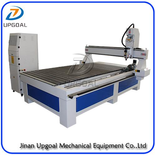 4 axis 1325 Wood CNC Router With  Sunken Dia 150mm Rotary Axis in Y-Axis
