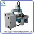 Small 4 Axis CNC Wood Router Machine with DSP offline Controller 900*1200*350mm