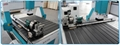 Small 4 Axis CNC Wood Router Machine with DSP offline Controller 900*1200*350mm 13