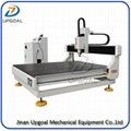Desktop 2D3D CNC Wood Advertising Board Engraving Cutting Machine 4*4 feet
