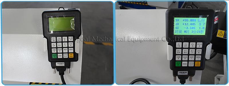 RichAuto DSP A11E 3 axis offline control system