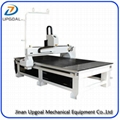 1500*2500mm CNC Woodworking Router Machine with Dust Collector/DSP Control