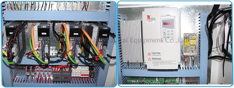 China Leadshine 850W servo motor driver