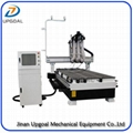 Automatic Three Tools Changer  Woodworking CNC Router Machine 1300*3000mm 3