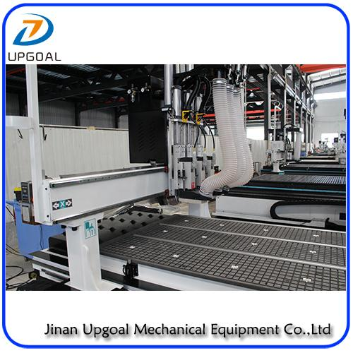 Automatic Three Tools Changer  Woodworking CNC Router Machine 1300*3000mm 5