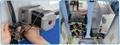 China ChuangWei stepper motor & Leadshine/Yako stepper driver