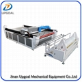 Auto Feeding Fabric Textile Laser Cutting Machine with Deviation Correcting