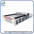 Auto Feeding Fabric Textile Laser Cutting Machine with Deviation Correcting