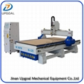Model Aeroplane CNC Engraving Cutting Machine With Air Cooling Spindle