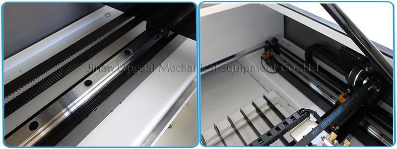 Taiwan linear square guide rail & 3M belt transmission