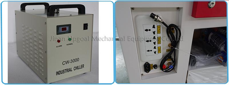 Industrial chiller CW-3000 for cooling