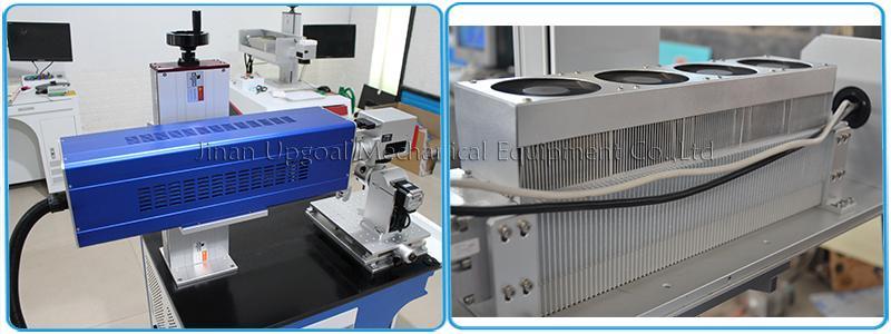 China CRD 30W Co2 RF metal tube