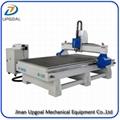 5.5KW 4*8 Feet Wood CNC Cutting Machine