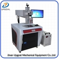 3W Ultraviolet UV Laser Marking Machine for Plastic/Lens/Glass