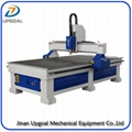 CNC Advertising Woodworking Furniture Engraving Machine with Built-in Cabinet