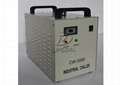 Industrial chiller CW-3000 for spindle cooling