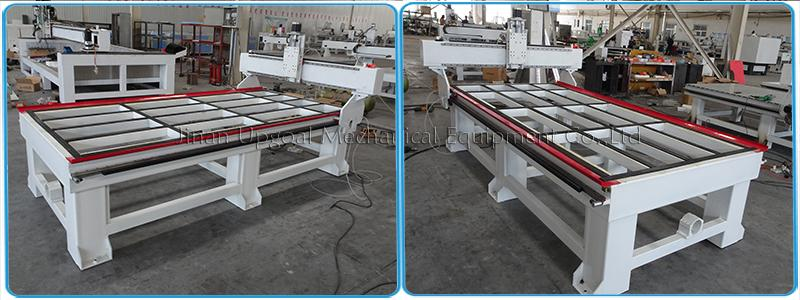 Welded strong square steel tube structure
