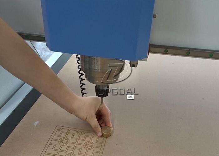 Auto tools calibration