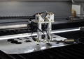 Laser head A1 for metal & non-metal cutting Laser head A2 for non-metal engraving cutting