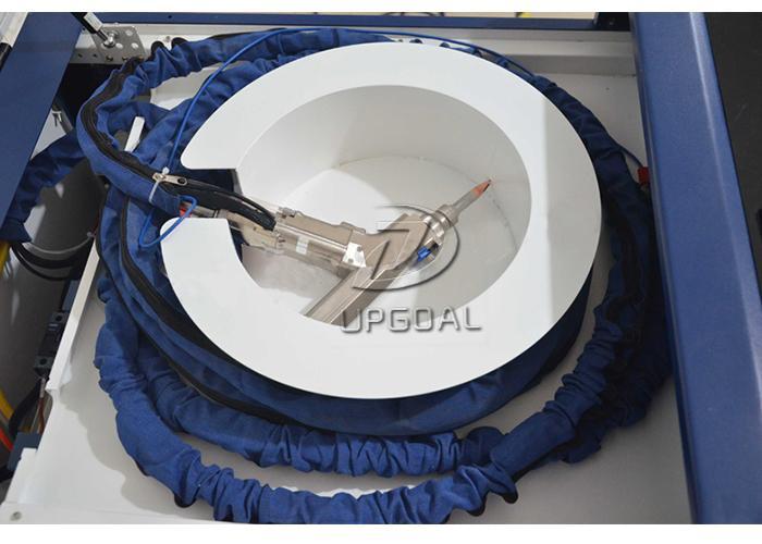 Wobble handheld welding head+ Control system