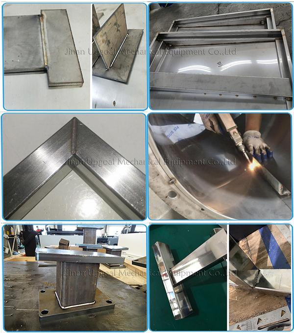 Reference welding samples