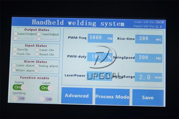 Special welding system( WSX)