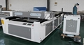 300W 1300*2500mm Metal & Non-Metal Co2 Laser Cutting Machine
