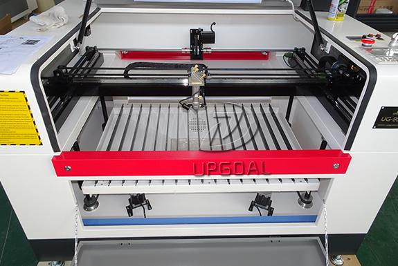 Automatic lifting table, up and down 180mm