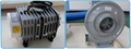 138W air pump and 550W air blower for blow-off