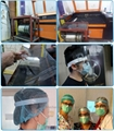 Co2 Laser Cutting Machine for Medical Face Mask Shield Cutting UG-9060L