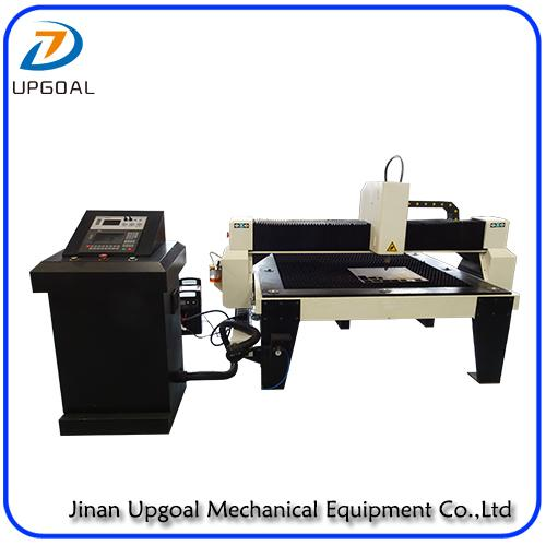 Dismountable Small CNC Carbon Steel Cutting Machine 1300*1300mm 65A