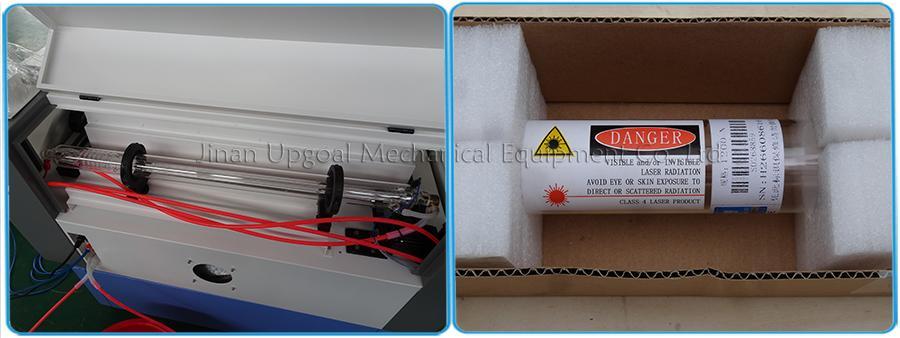 Yongli 65W Co2 laser tube