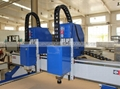 Independent double Z-axis,