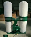 Dust collector 3.0kw double heads,