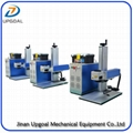 20W/30W Metal Medical Instruments Desktop Mini Fiber Laser Marking Machine