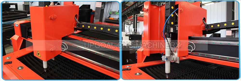 1.Z-axis is lead ball screw transmission type,