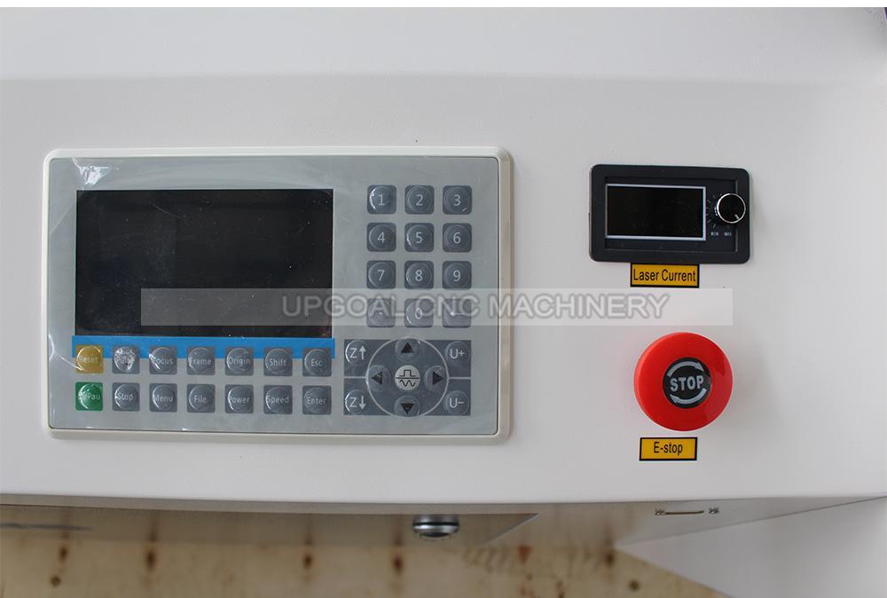 RuiDa 644G control panel