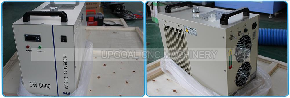 Industrial chiller CW-5000 cooling