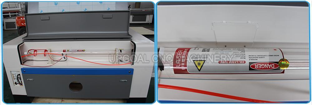high quality EFR F4 100W  Co2 laser tube