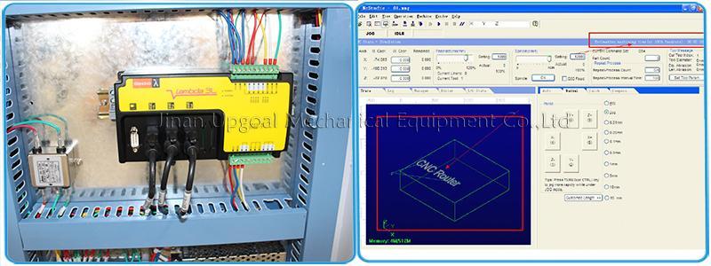 Weihong PCI NcStudio controller