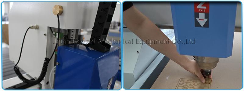 Automatic tools calibration