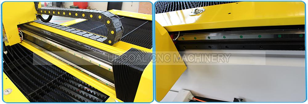 Hot-Selling 120A China CNC Plasma Cutting Machine  for Carbon Steel 15